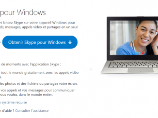 installer Skype,l'ordinateur,