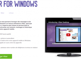 Comment installer Viber (Vayber) sur un ordinateur
