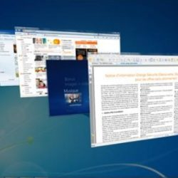 Comment Réduire Toutes les Fenêtres dans Windows 7 et 8