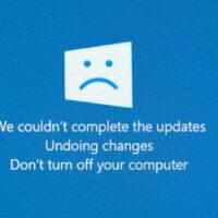 Mettre à jour Windows 10 s'il vous montre une erreur