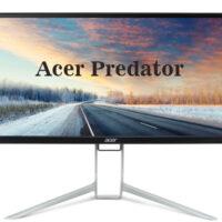 Acer lance un écran de jeu de 65 pouces en diagonale et le support Nvdia G-SYNC