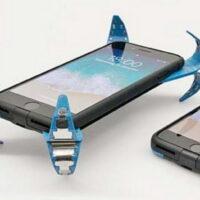 La carcasse-merveille protège votre téléphone