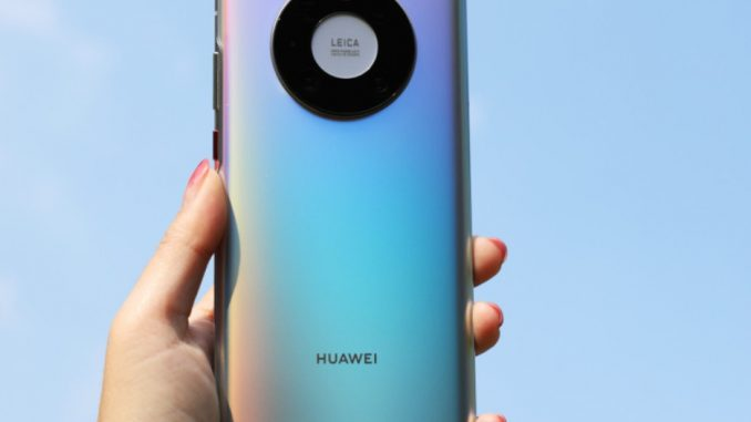 le nouveau Huawei mate, Huawei Mate 40 Pro