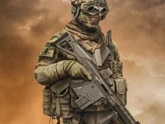 robots dans l'armée